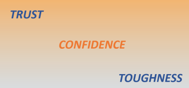 Trust Confidence Toughness